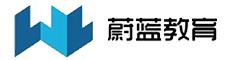 上海蔚蓝国际教育Logo