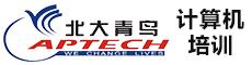 上海北大青鸟Logo