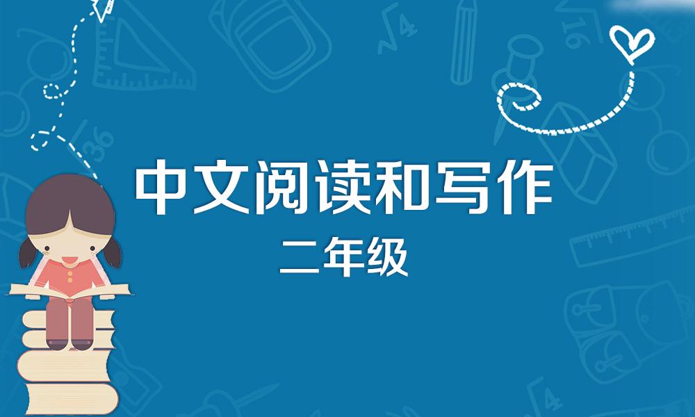 中文阅读和写作