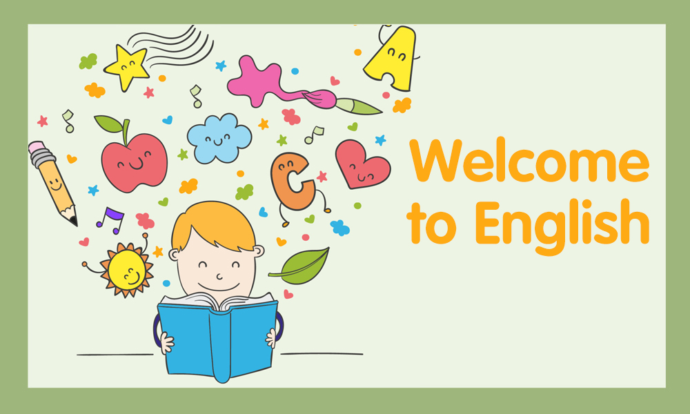 Welcome  to  English(WTE)