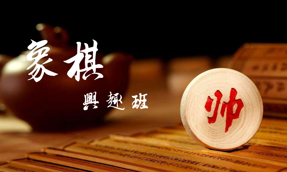 上海弘毅国学象棋兴趣班