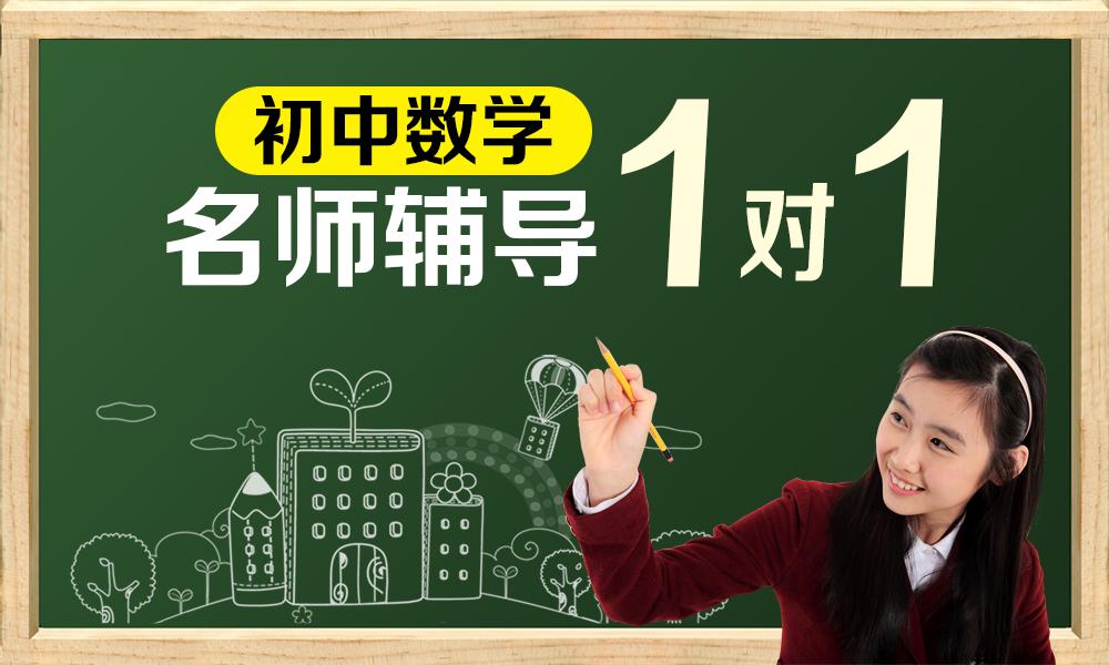 上海初中数学辅导班