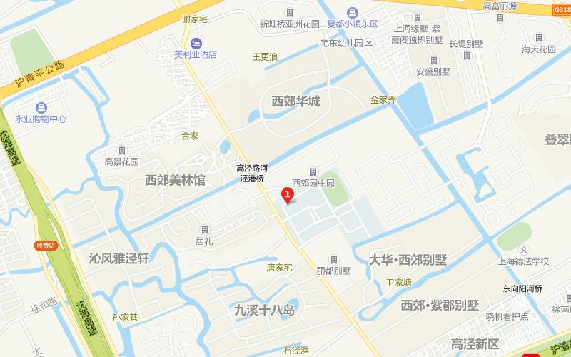 上海环球雅思封闭教学基地