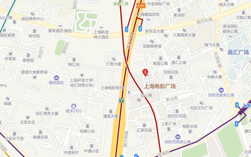 上海环球雅思慈云街中心