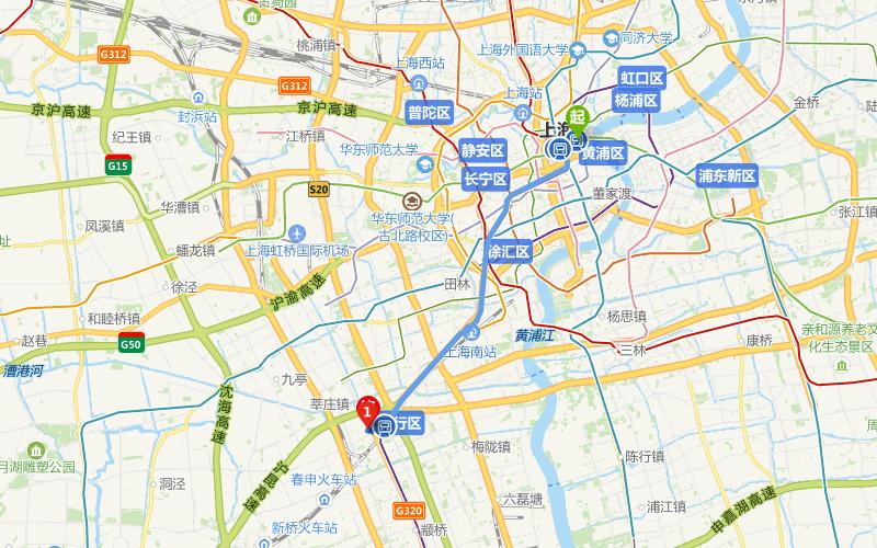 上海环球雅思闵行校区