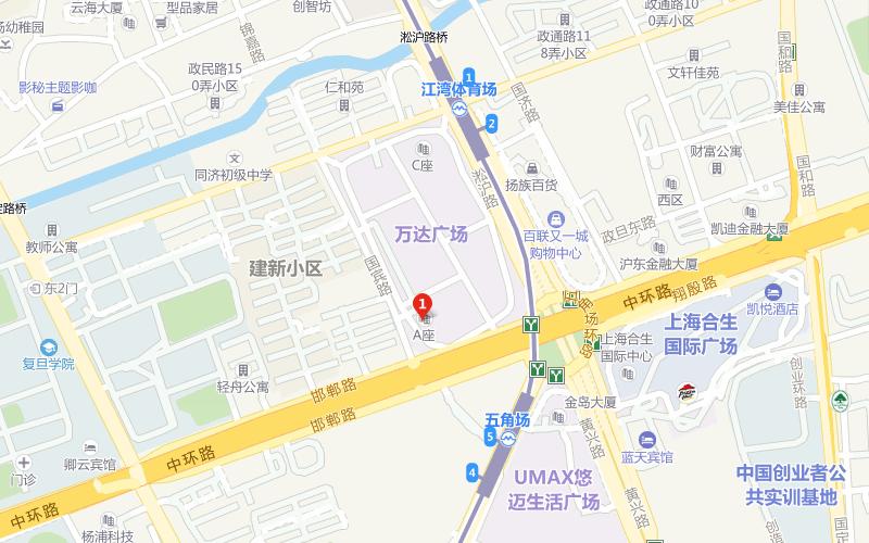 上海环球雅思杨浦旗舰校区