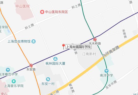 上海尚镜国际摄影化妆学院徐汇校区