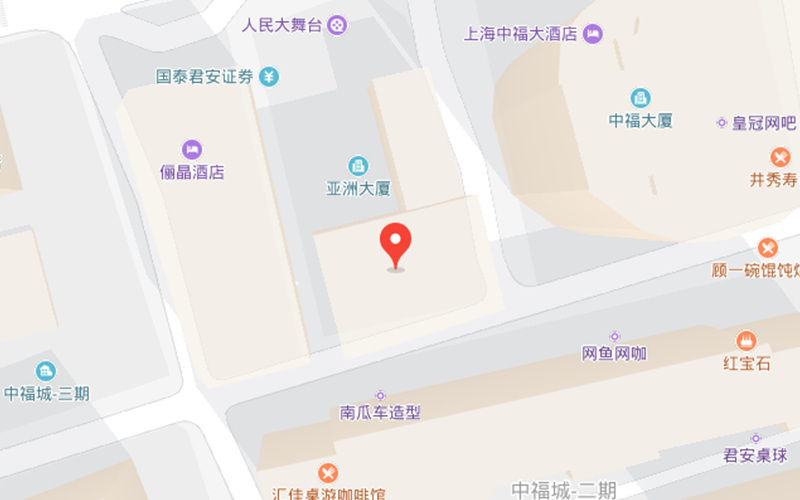 欧风小语种(上海人广校区)