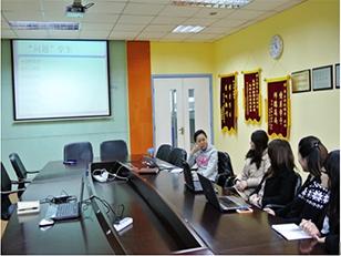 昂立中学生教师会议