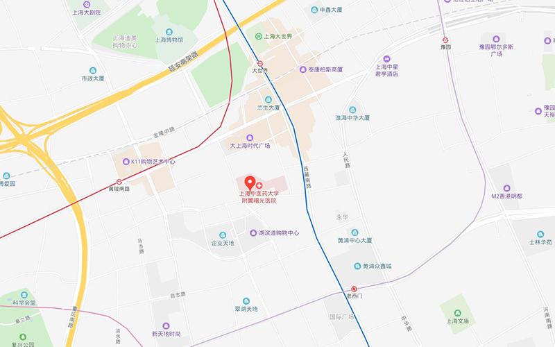 上海朝日日语人广新天地中心