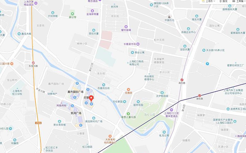 上海朝日日语虹口学习中心