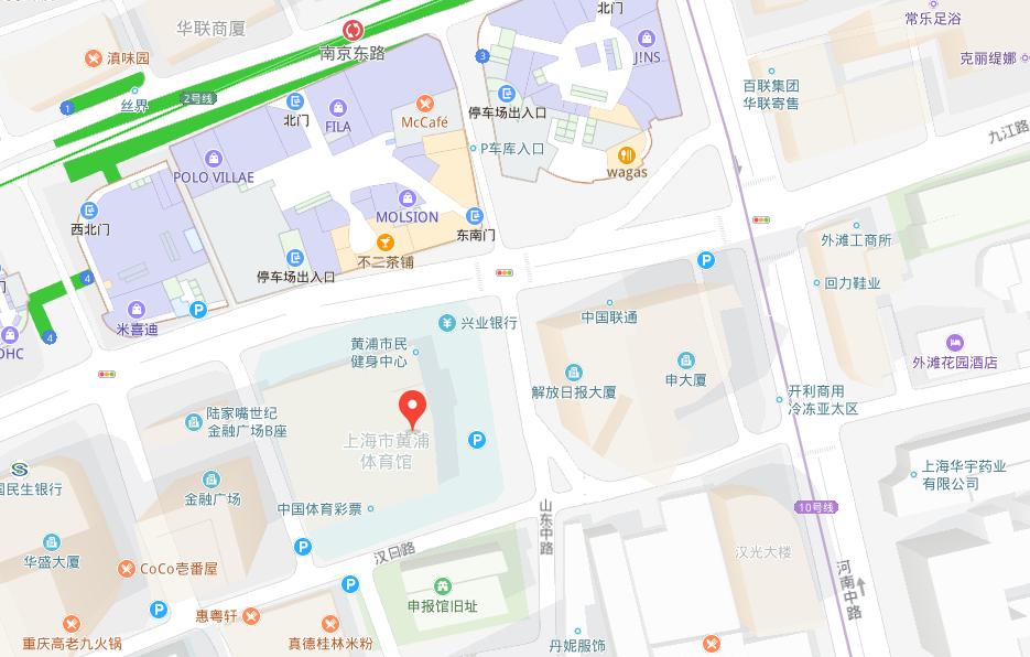 上海非凡学院人民广场中心