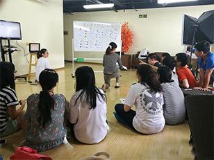 上海朝日日语外教课