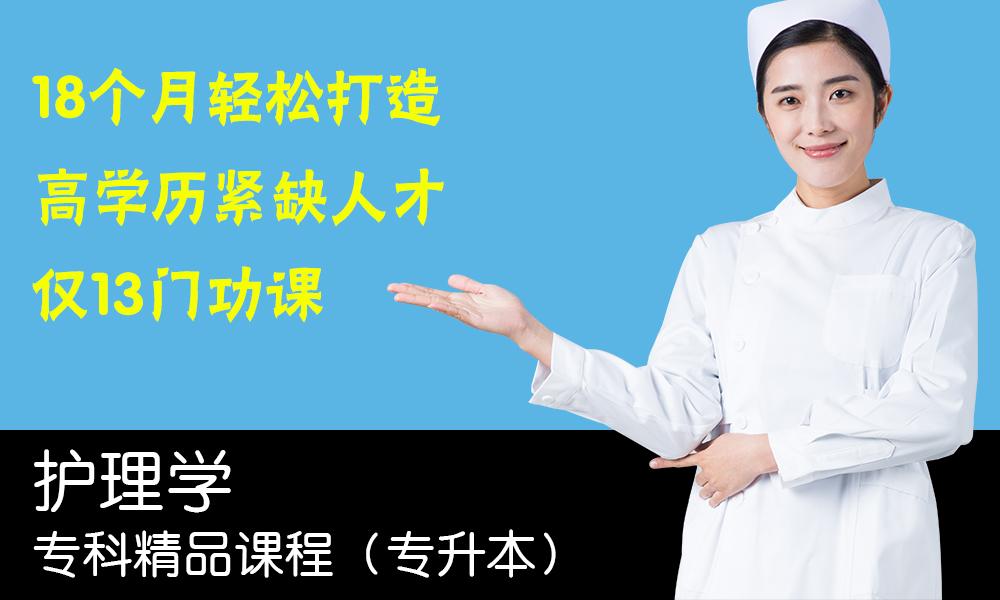 上海新知重点大学 网络教育《护理学》专科精品课程(专升本)