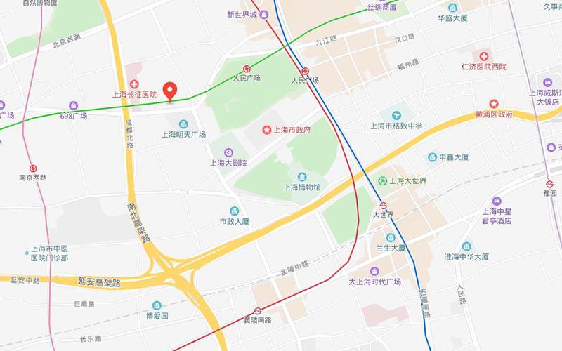 上海启德教育上海办公区