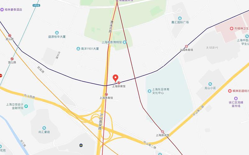 上海启德教育上海徐汇办公室