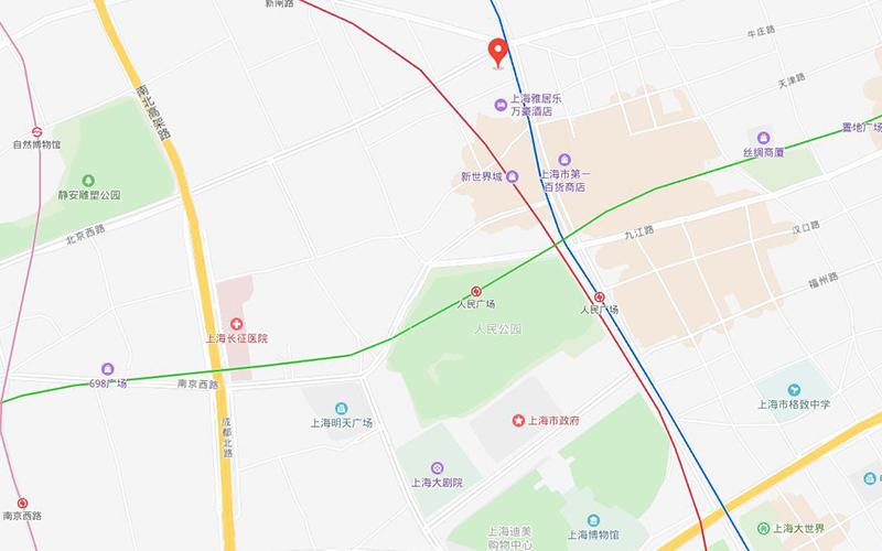 上海启德教育人民广场校区