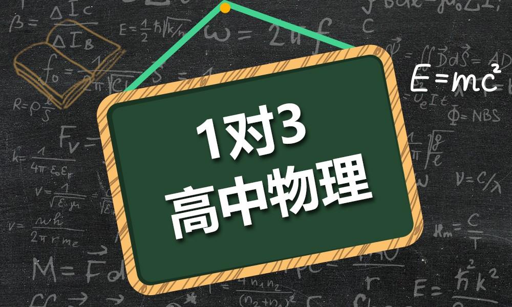 上海精锐高中物理一对三课程
