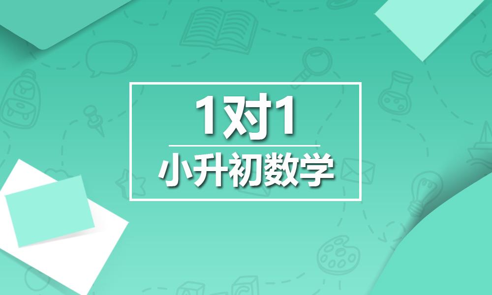 上海精锐小升初数学一对一课程