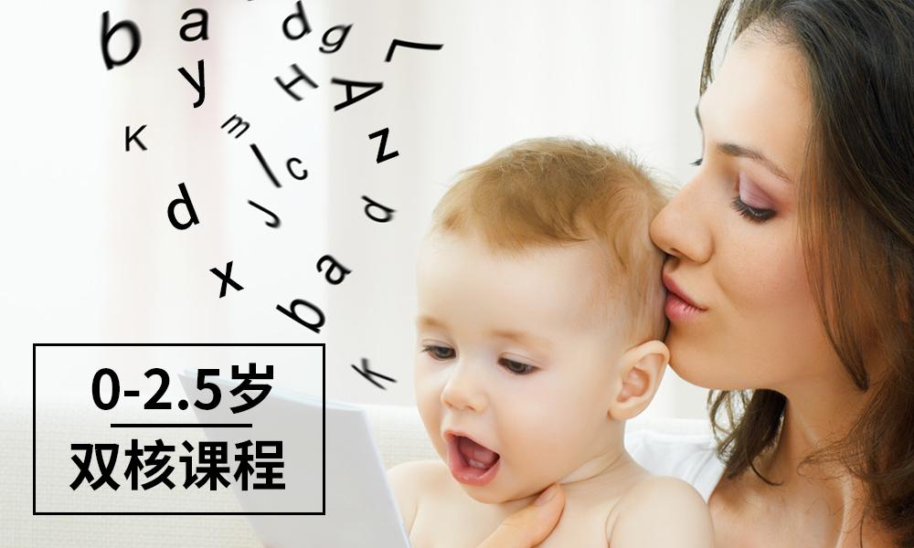 0-2.5岁Baby Play双核课程