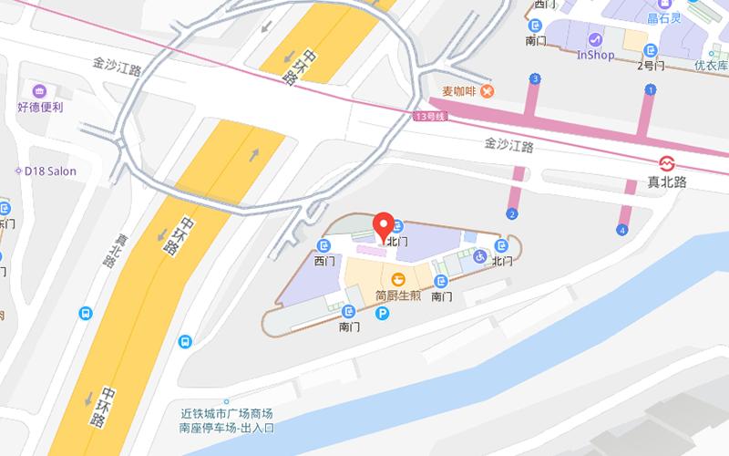 上海七田真早教中心-普陀区