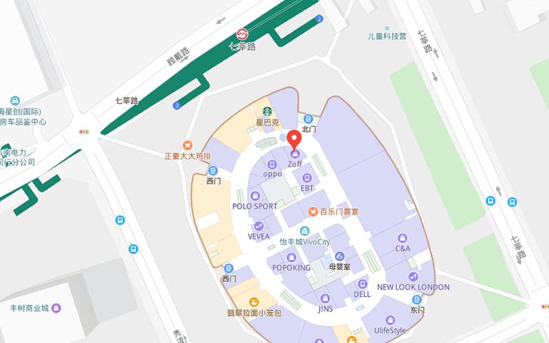 上海七田真早教中心闵行区