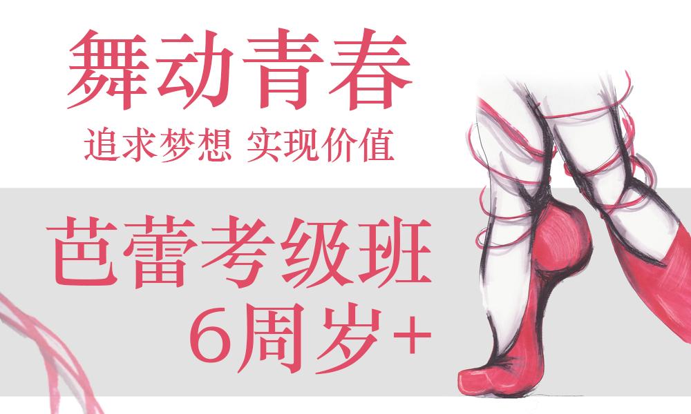 上海贝拉公主芭蕾芭蕾考级班 6周岁+