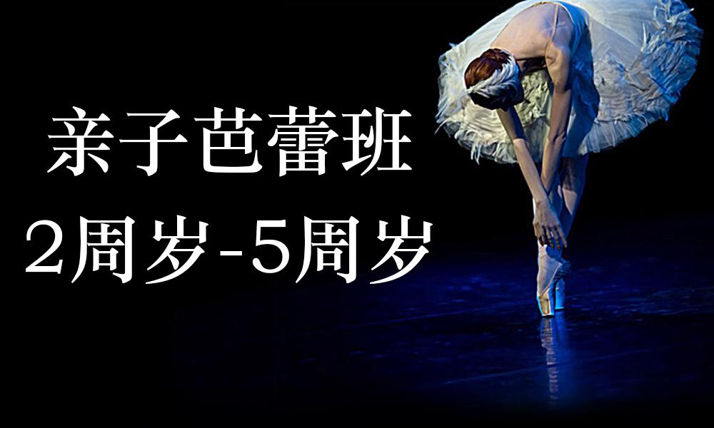 上海贝拉公主芭蕾亲子芭蕾班 2周岁-5周岁