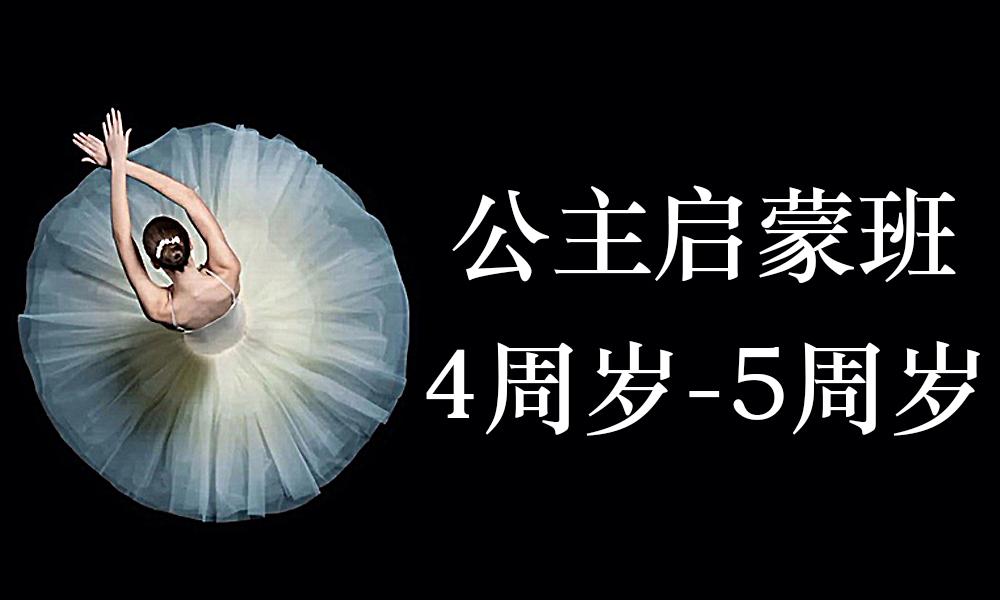上海贝拉公主芭蕾公主启蒙班 4周岁-5周岁