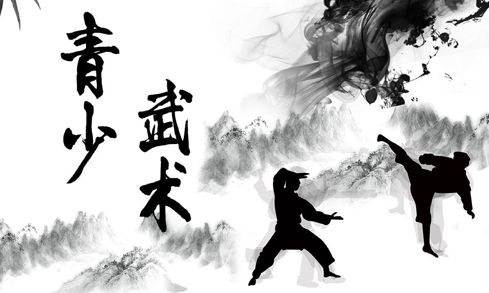 上海墨舞少儿艺术中心青少武术