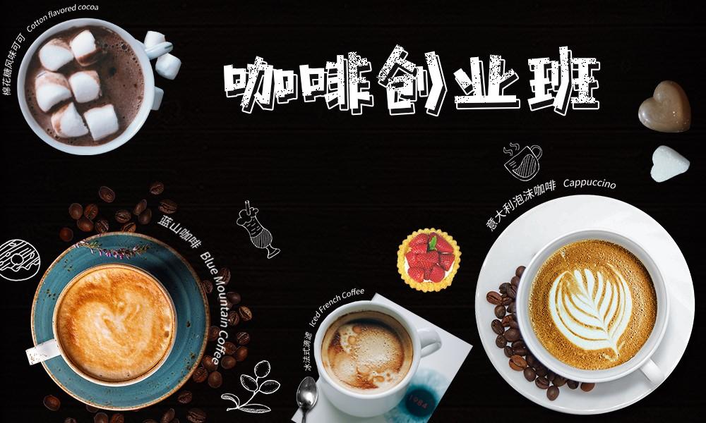 上海澳尔美咖啡创业班