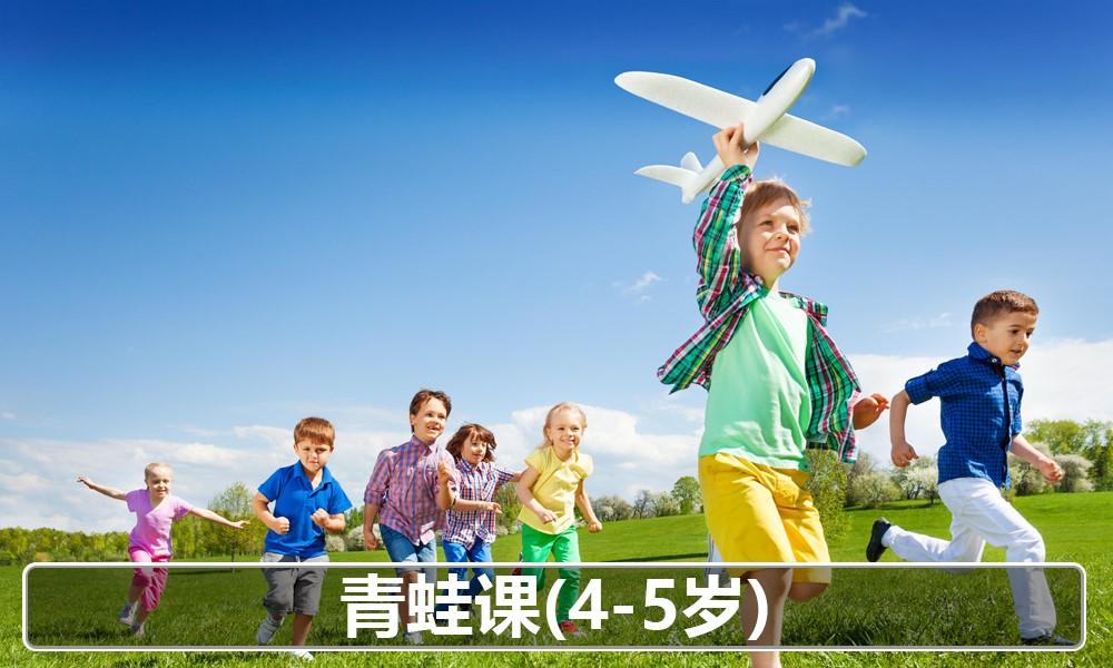 上海英士博绿蛙课