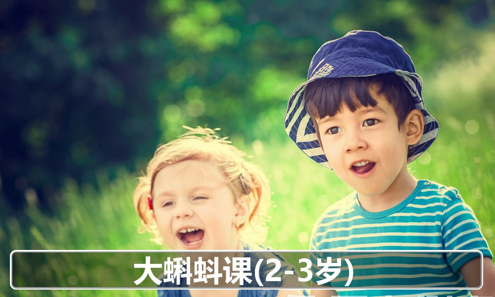 上海英士博大蝌蚪课