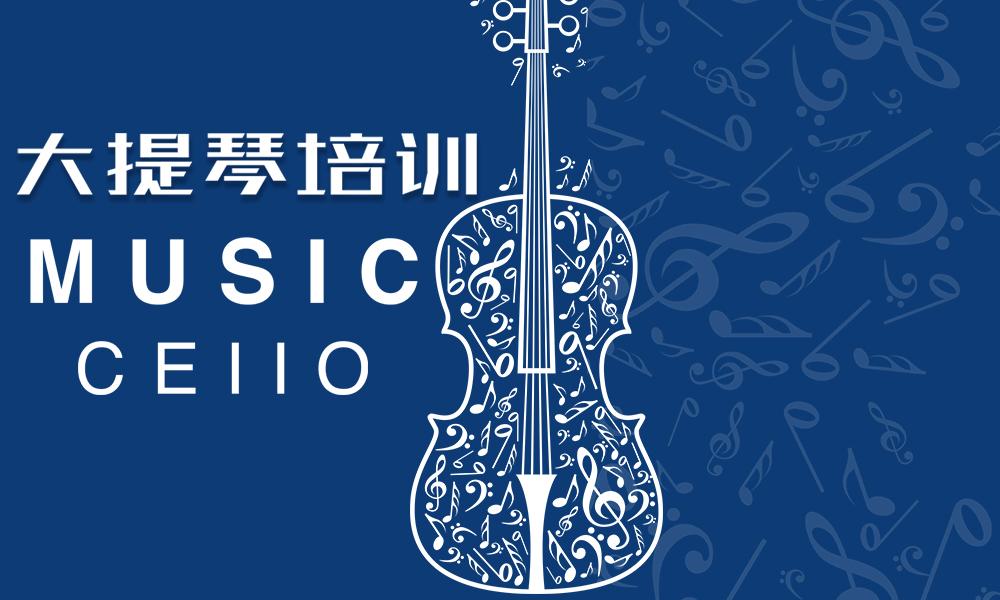 上海好莱坞大提琴学习班