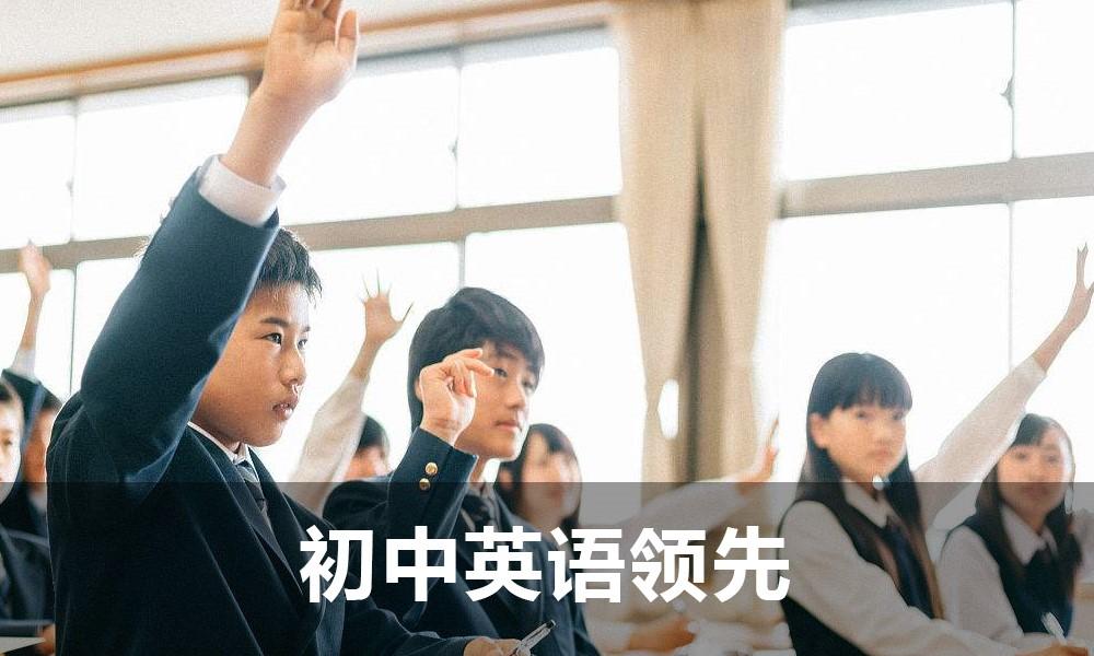 初中英语领先课程
