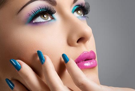 上海艾尼斯美妆连锁美容化妆时尚全能进阶班
