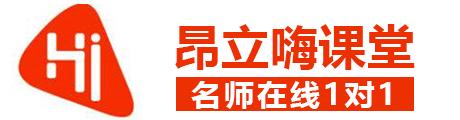 上海昂立嗨课堂Logo