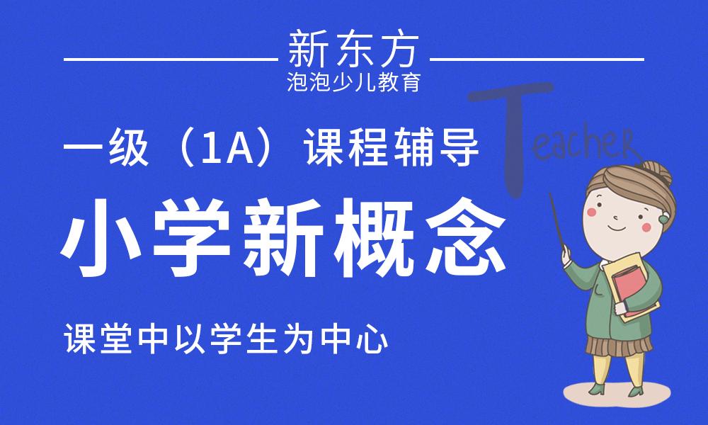 小学新概念一级(1A)课程辅导培训班