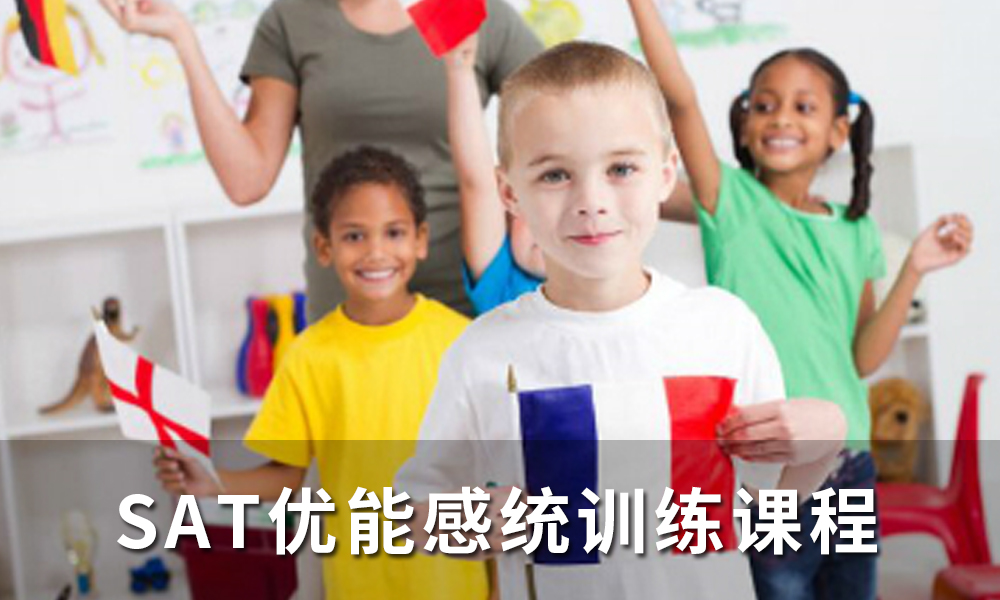 竞思SAT优能感统训练课程