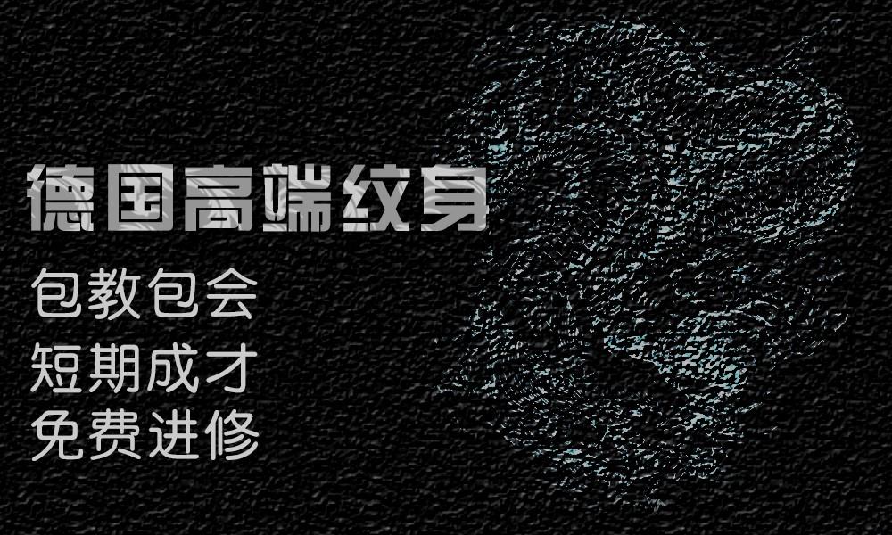 上海艾尼斯美妆连锁美容德国高端纹身
