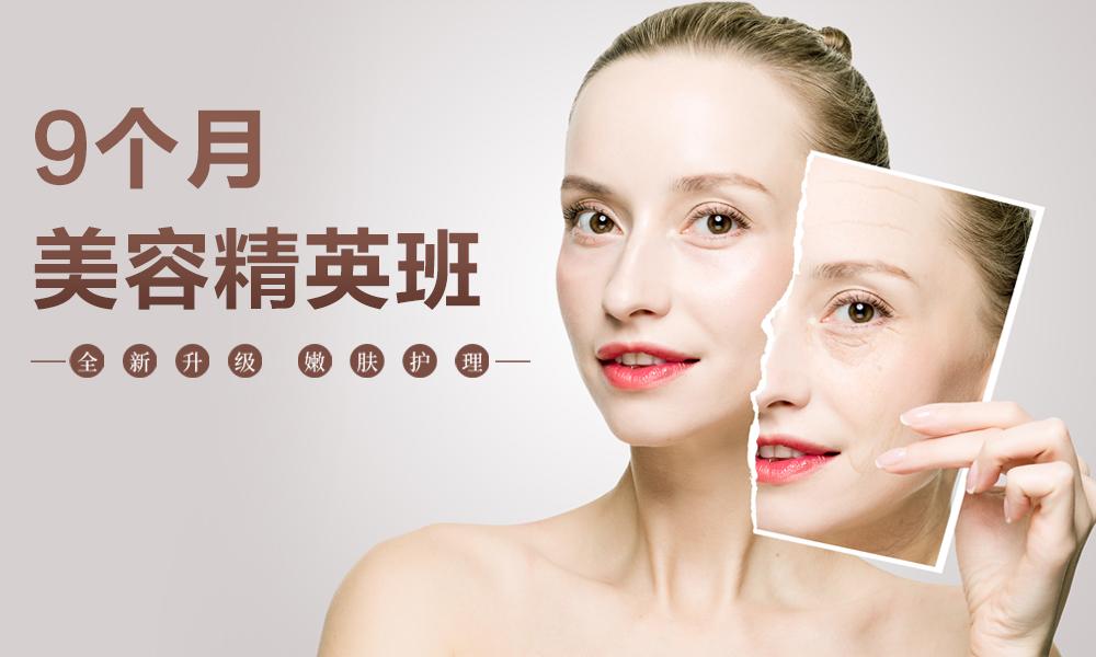 上海艾尼斯美妆连锁9个月美容精英班