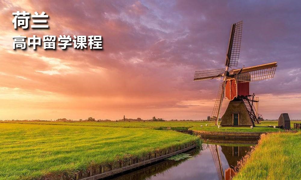 荷兰高中留学课程