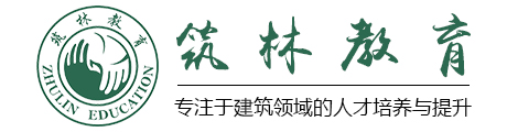 上海筑林教育学院Logo