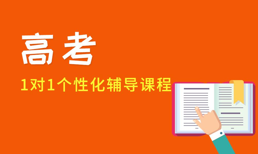 高考1对1个性化辅导课程