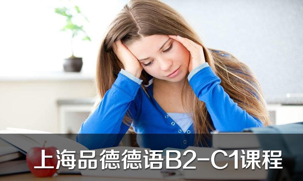 德语B2-C1课程