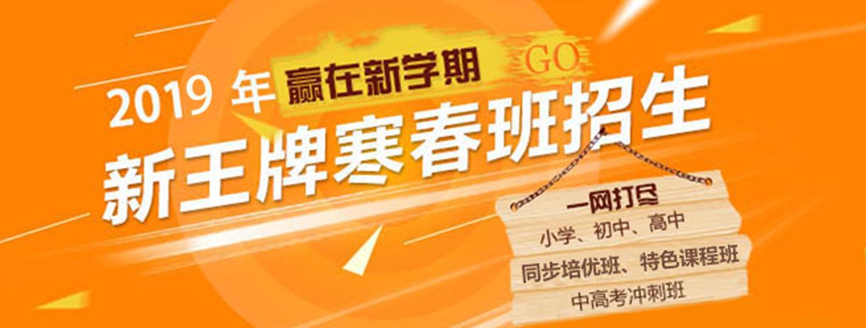 上海新王牌教育