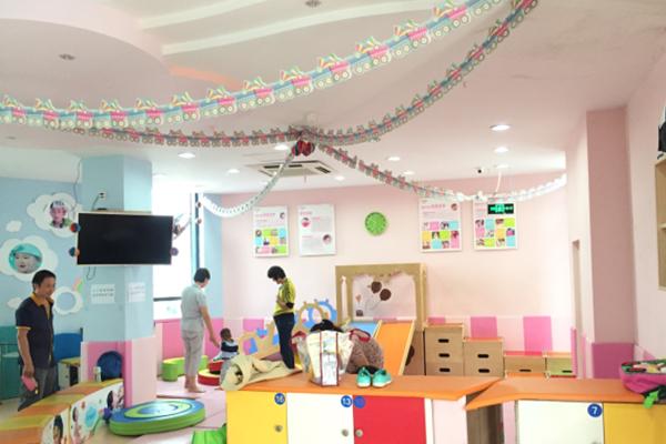 虹越教育-教学环境