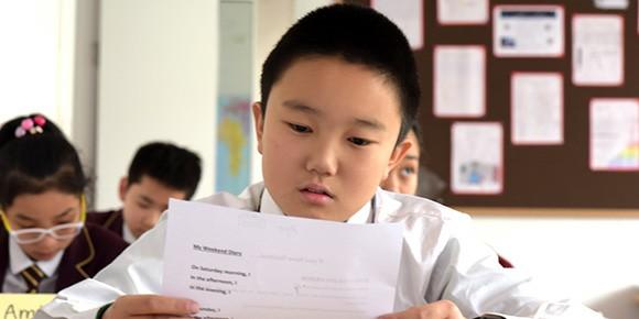 上海康德国际双语初中课程