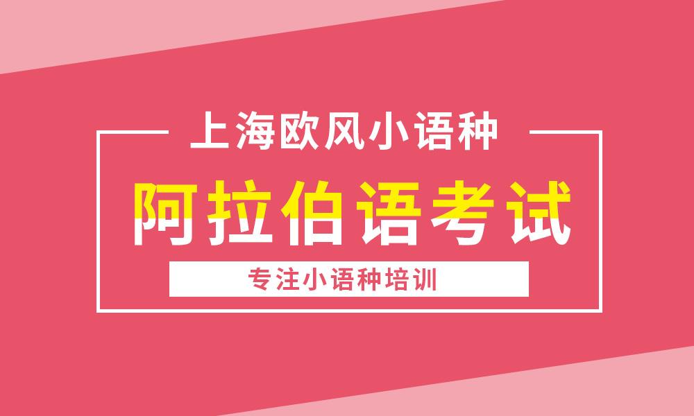 上海欧风阿拉伯语考试培训班
