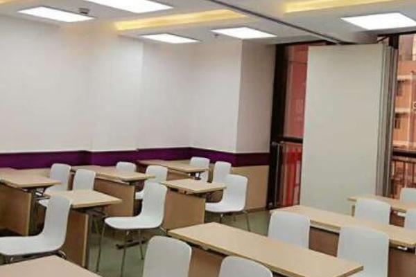 黄浦人民广场教学环境